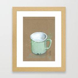 Melamine Mug » These are the things I use to define myself Framed Art Print