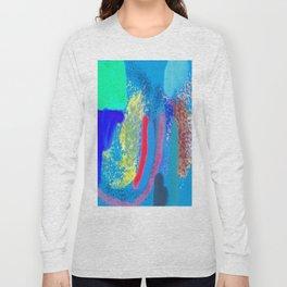 The Three Blues from Mickeys Art And Design.Biz Long Sleeve T-shirt