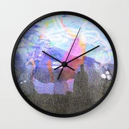 Yachats & Newport Oregon - Dancing With The Stars Wall Clock