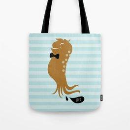Squid of Oops Tote Bag