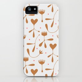 Autumn Seed iPhone Case