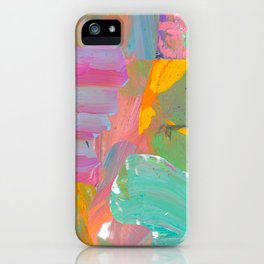 Palette  iPhone Case