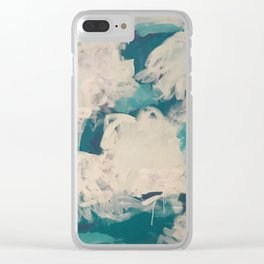Covering Clear iPhone Case