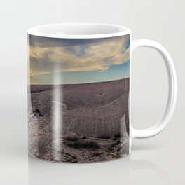 Sunset at Enchanted Rock Coffee Mug