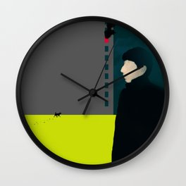 Im Still Standing Wall Clock