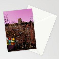 Light Falls in Strange Ways Stationery Cards