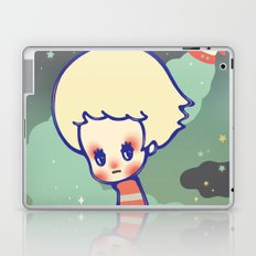 displaced person Laptop & iPad Skin