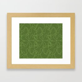 Masaya Framed Art Print