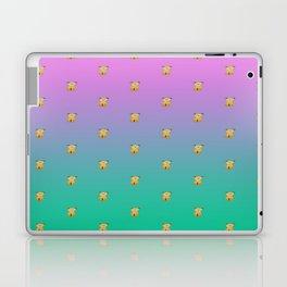 A thousand sitting dogs Laptop & iPad Skin