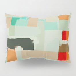 Abstract Painting No. 13 Pillow Sham