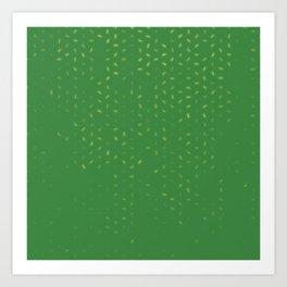 cancer zodiac sign pattern gr Art Print