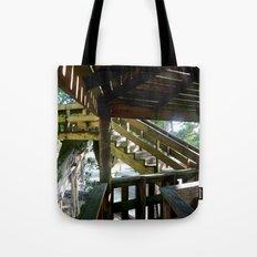 Tree house @ Aguadilla 2 Tote Bag