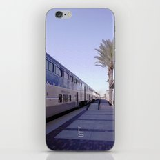 A Traveler's Perspective iPhone & iPod Skin