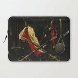 Emblems of the Civil War by Alexander Pope Laptop Sleeve