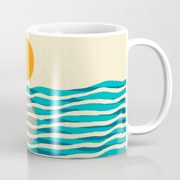 Ocean current Coffee Mug