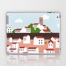 Green Istria Laptop & iPad Skin