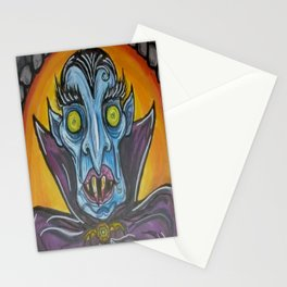 The Dracula Special Stationery Cards