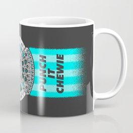 Punch It Chewie Coffee Mug