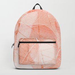 Sun Bleached Apricot Backpack