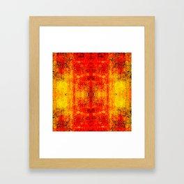 InkCore Four Framed Art Print