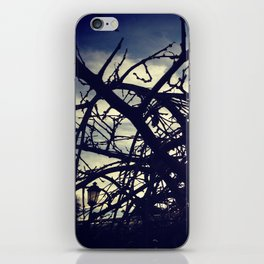 contradictions iPhone Skin
