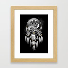 Bring the Nightmare Framed Art Print