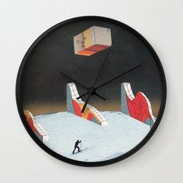 17:56 Wall Clock