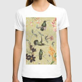 Yellow Hummingbird T-shirt