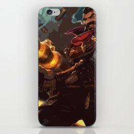 Graves iPhone Skin