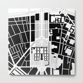 Invalides. Paris Metal Print