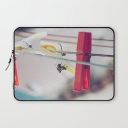 Let's get it on, up-side-down Laptop Sleeve