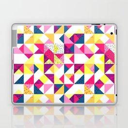 Bright Geometric Revive Funky Laptop & iPad Skin