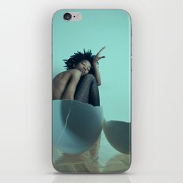 Break Out My Shell iPhone Skin
