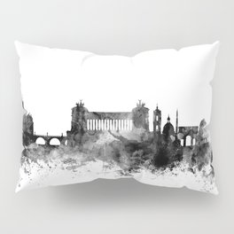 Rome Italy Skyline Pillow Sham