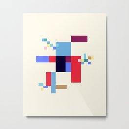 Inspired by Sophie: Dada Reimagined Metal Print