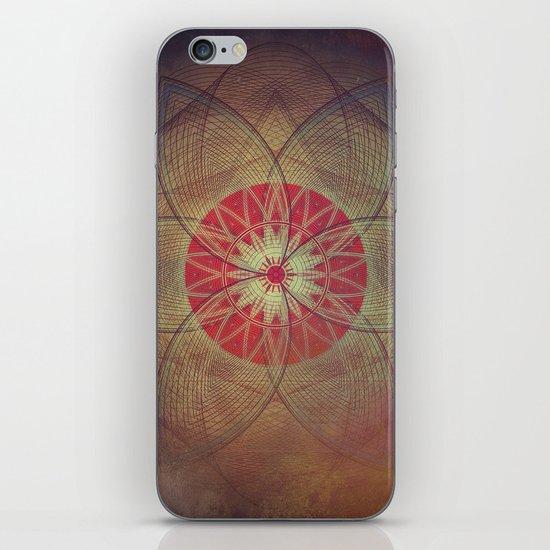 flyrym okkuly iPhone & iPod Skin