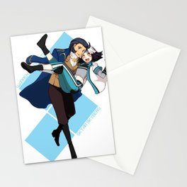 livNPC - Finale - Skyar and Warren Stationery Cards