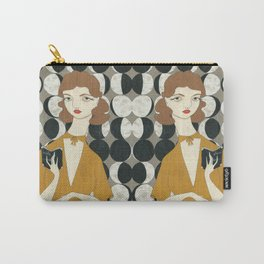 Phases of the Moon girl Carry-All Pouch