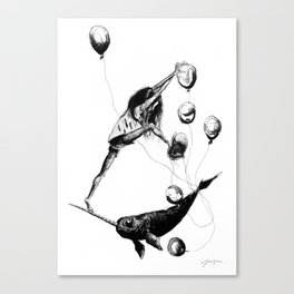 Daydreams Canvas Print