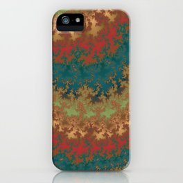 Fractal Layers iPhone Case