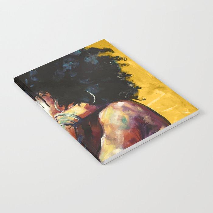 Naturally II GOLD Notebook