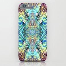 Rainbow Pukkalele iPhone 6s Slim Case