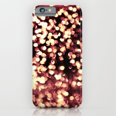 Bokeh Pink iPhone 6s Slim Case
