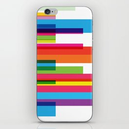 sexy colors iPhone Skin