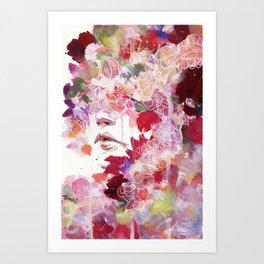 Garden IV Art Print