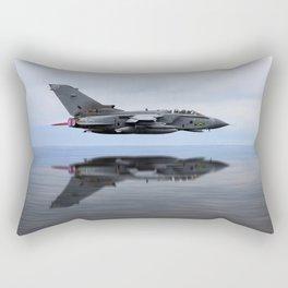 Tornado GR4 reflections Rectangular Pillow