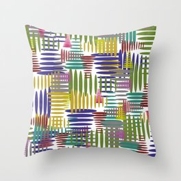Boing Throw Pillow