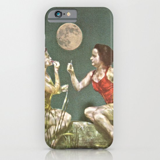 By The Light Of The Silvery Moon iPhone & iPod Case