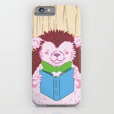 Grab a Book - Home Economics - Hedgehog Love Slim Case iPhone 6s