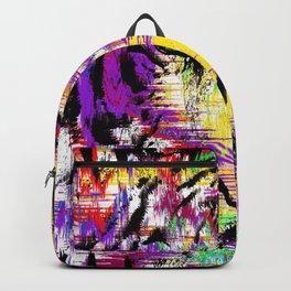 Tiger Glitch Backpack